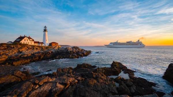 Gruppereise - Boston og New England Cruise