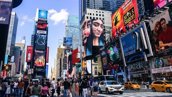 Reise til New York