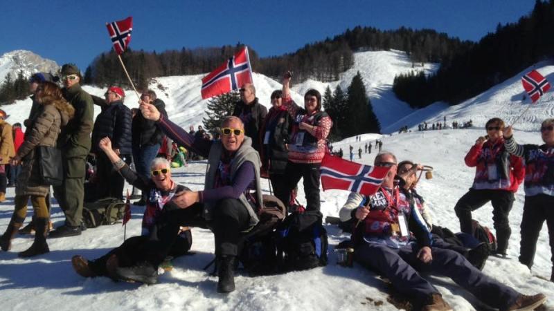 Liv og røre i VM i Skiskyting 2017 i Hochfilzen
