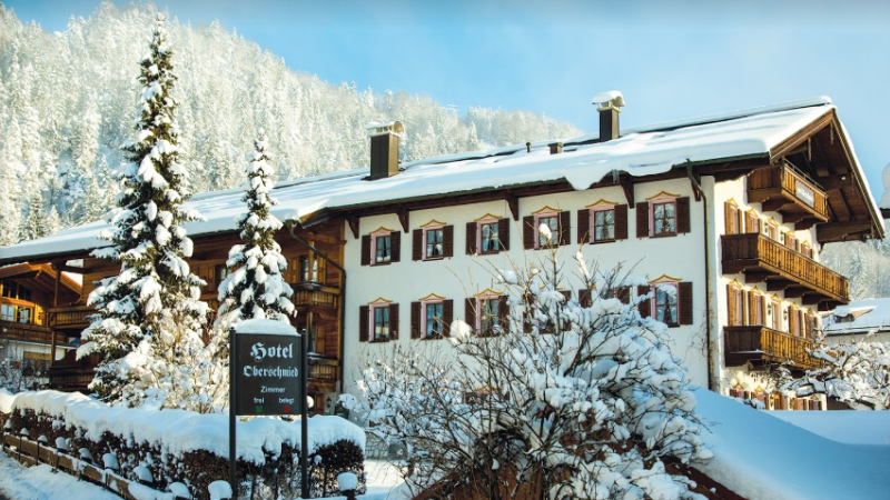 Hotel Oberschmied, Reit Im Winkl