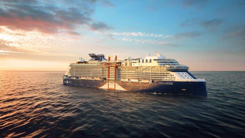 celebrity-edge-cruiseskip-solnedgang