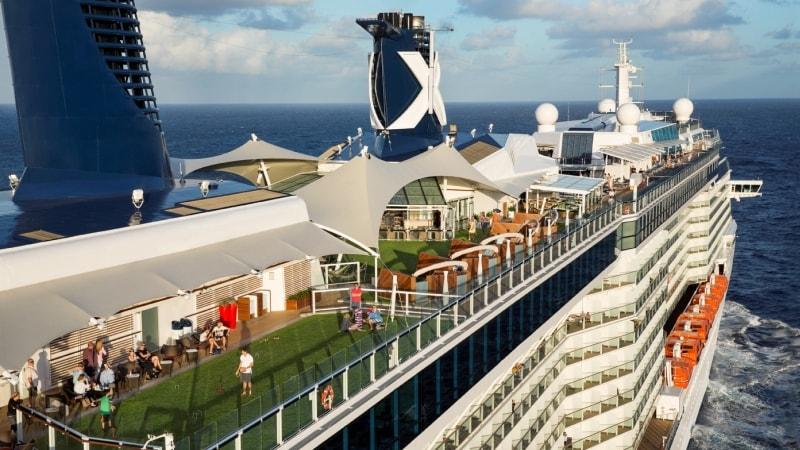 Celebrity Reflection. Foto: Celebrity Cruises