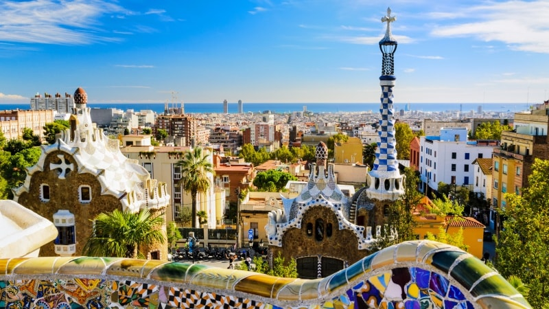 parque-guell-barcelona-gruppereise