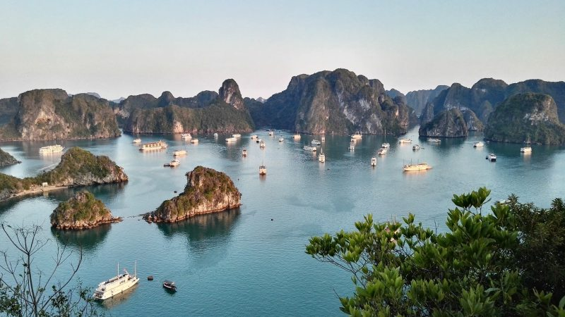 halong-bay-vietnam-unesco