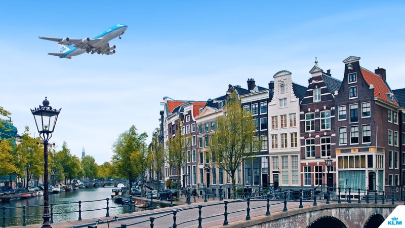 storbyferie-amsterdam-kanal-klm-fly
