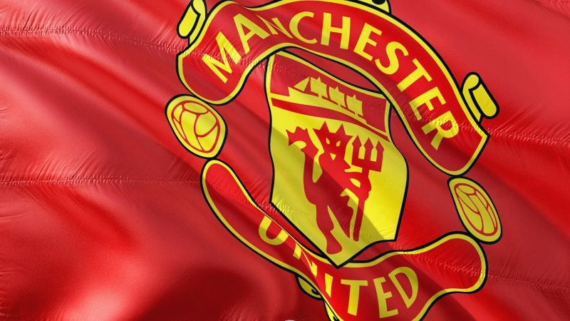 manchester-united-football-club-flagg
