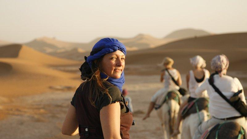 marokko-reise-kamel