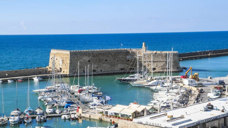 havn-heraklion-kreta-cruise