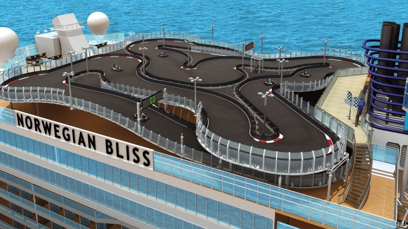 cruise-norwegian-bliss-gocart