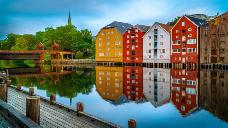 gamle-bybro-nidelva-trondheim-norgesferie