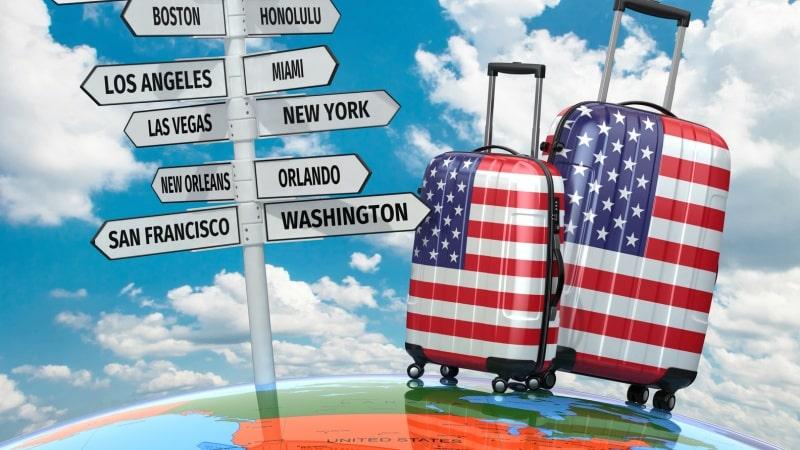 skilt-reise-koffert-usa