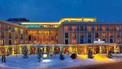 Hotel Edelweiss, Berchtesgarden. Foto: Hotel Edelweiss