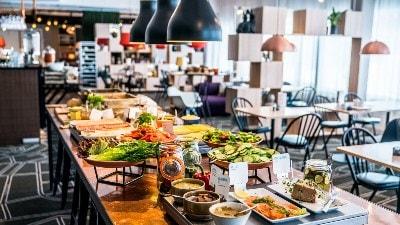 Scandic Østersund - frokostservering