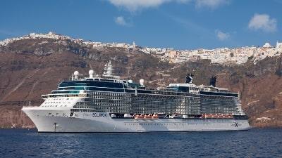 cruise-celebrity-middelhavet-santorini