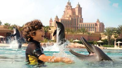 Familieferie i Dubai