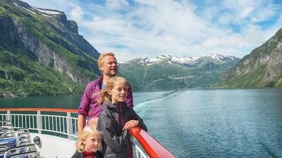 Spar 20% på Norgesferie med Hurtigruten
