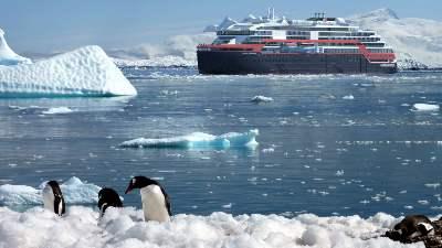 Hurtigruten | Tilbud til Antarktis