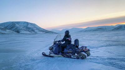 Påskeferie på Svalbard