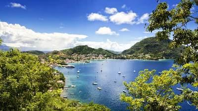 les-saintes-island-guadelope-karibien-cruise