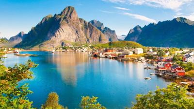 Lofoten #norgesferie