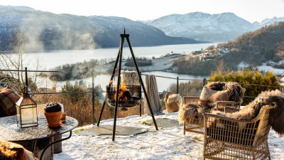Norge rundt på De Historiske Hoteller