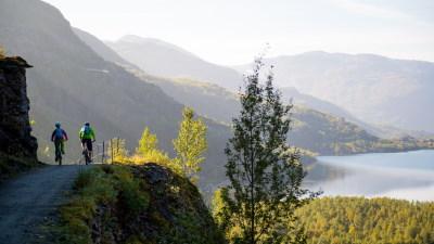 norgesferie-sykkeltur-rallarvegen-natur