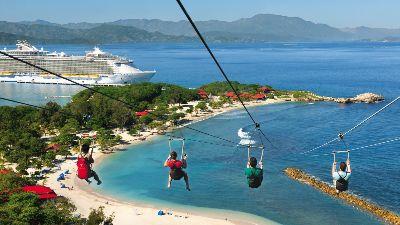 aktiviteter-familie-labadee-cruise