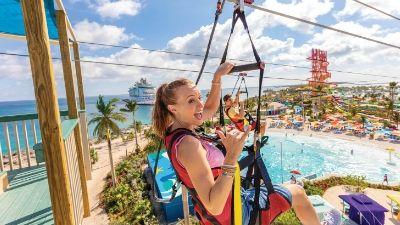 dame-zipline-cococay-cruise