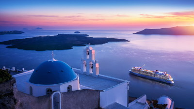 Cruise i Middelhavet 2022