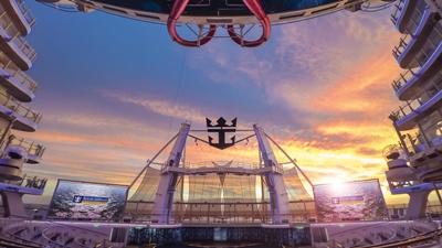 Nye Symphony of the Seas