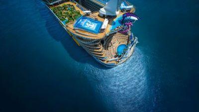 Verdens største cruiseskip i Middelhavet - vi har vært om bord!
