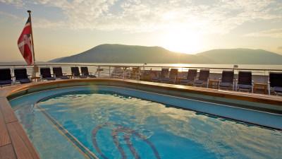 SeaDream Yacht Club i Norge