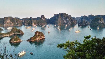 halong-bay-vietnam-unesco